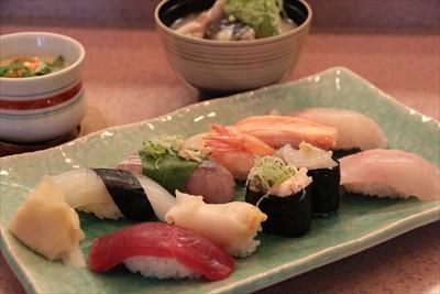 寿司:となみ幸ずし