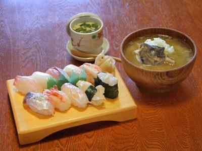 寿司:かたかご