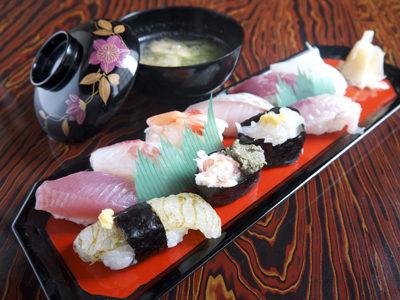 寿司:寿司竹