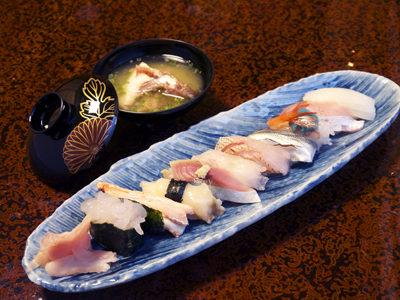 寿司:美喜鮨本店