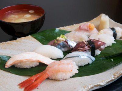 寿司:鮨処 板はし