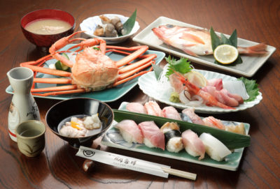 寿司:明香井