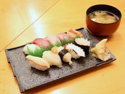 寿司:Kiyomizu