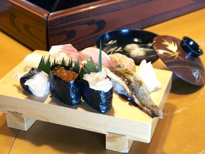 寿司:Sushitomi